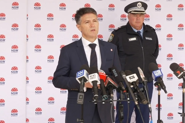 Article image for Minister insists NSW crisis cabinet a 'united team' despite differing perspectives