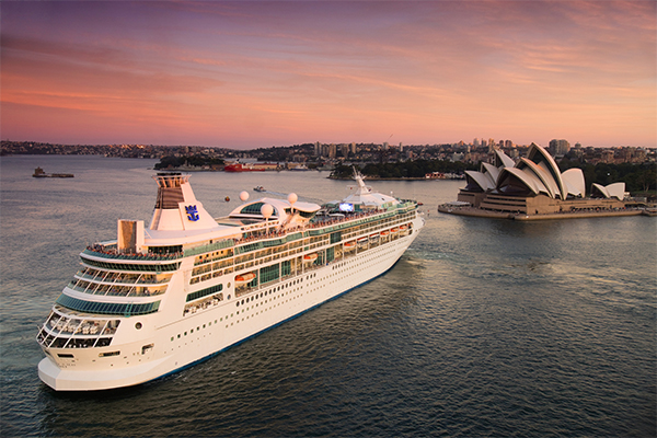 Article image for Cruises hope to return to Australia as Minister reviews tourism agenda