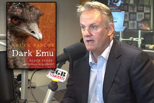 Article image for Mark Latham slams 'disgraceful' MPs standing by 'fake history' book