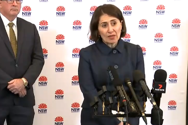 Article image for Restrictions tightened as NSW records highest 2021 case numbers