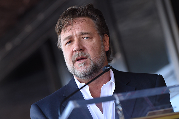 Article image for Russell Crowe chats to Ben Fordham about new Aussie film studio