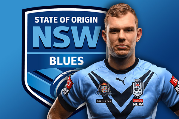 Article image for Generating momentum: Blues strategy takes down Queensland on their own soil