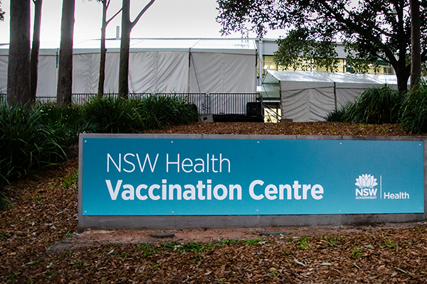 Article image for Vaccination hub for teachers and aged care workers moved ahead of opening day