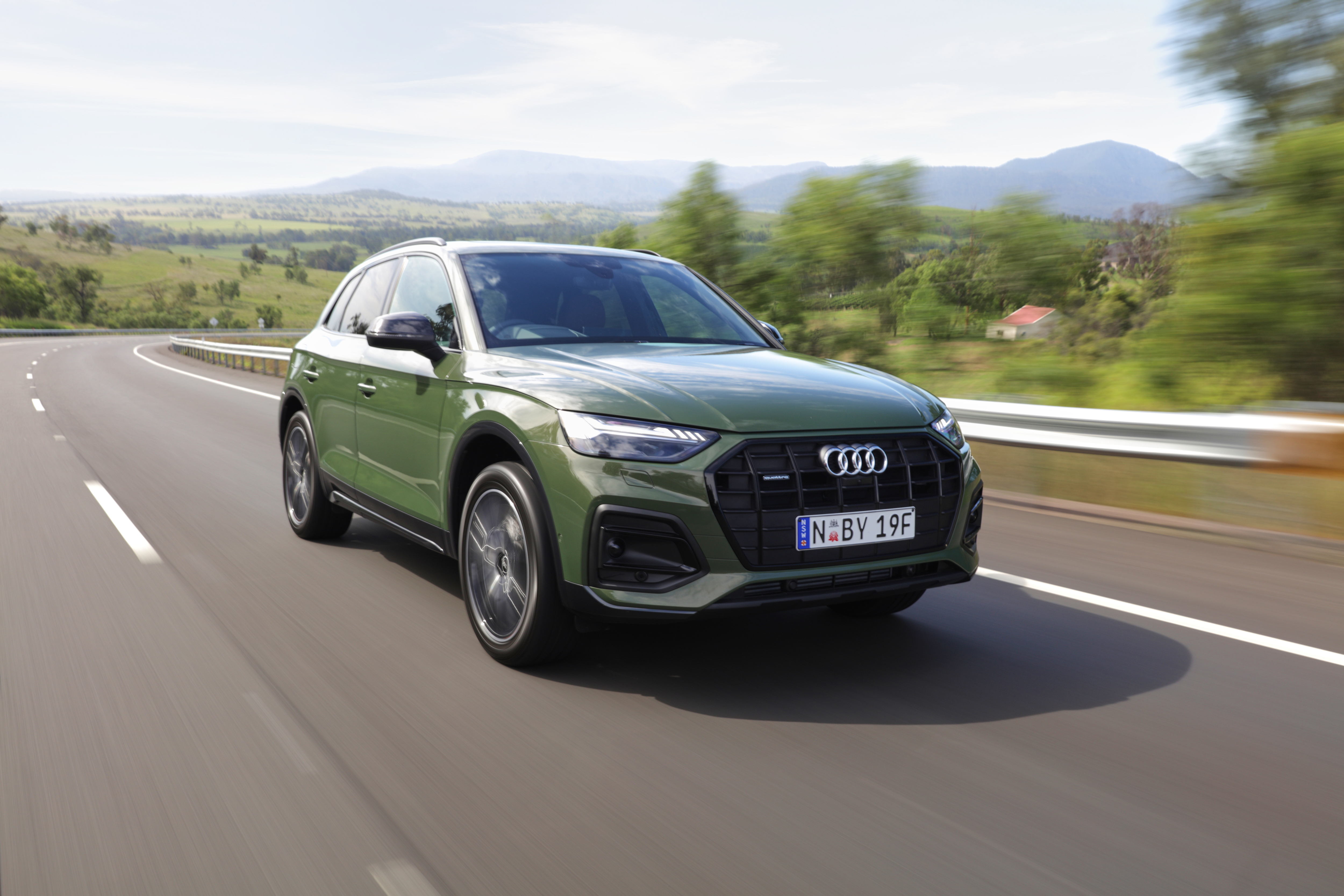 Audi's popular mid-size Q5 SUV gets some worthwhile updates