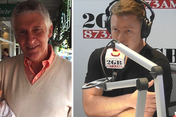 Ben Fordham's emotional tribute after family death