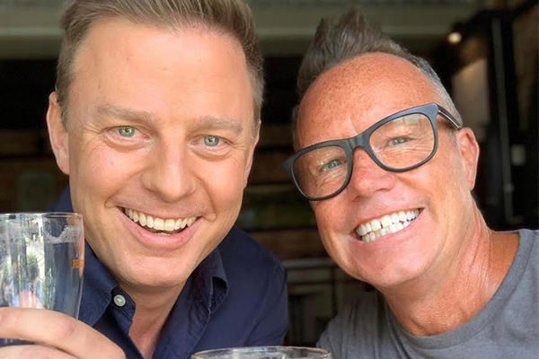 Tim Bailey thanks 2GB listeners as he moves on to next adventure