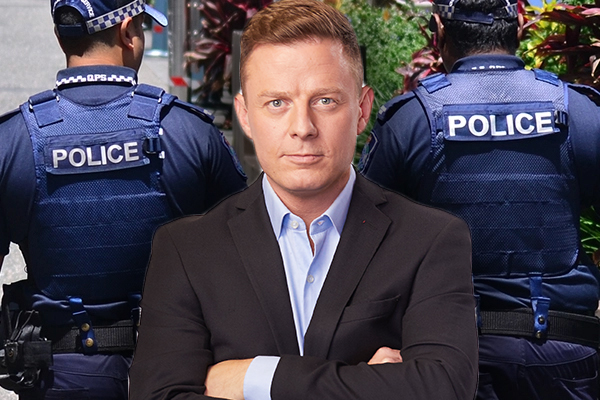 Article image for Ben Fordham shuts down racism claims in western Sydney COVID-blitz