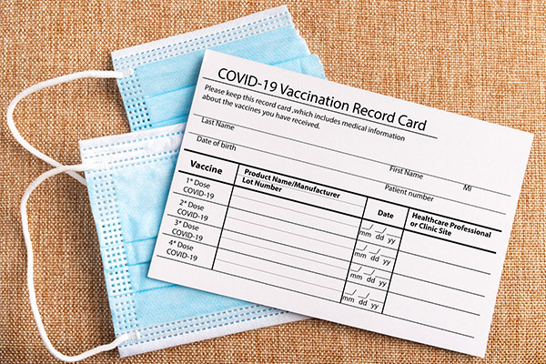 How to get your hands on your vaccine certificate – and stay safe from forgery
