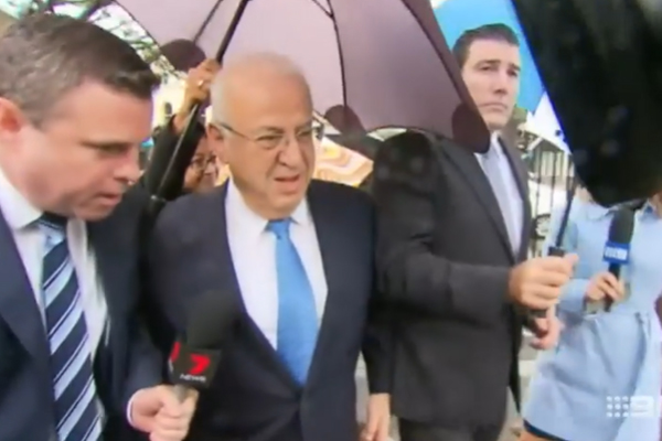 Former MPs Macdonald, Obeid and son sentenced to total 11 years in jail