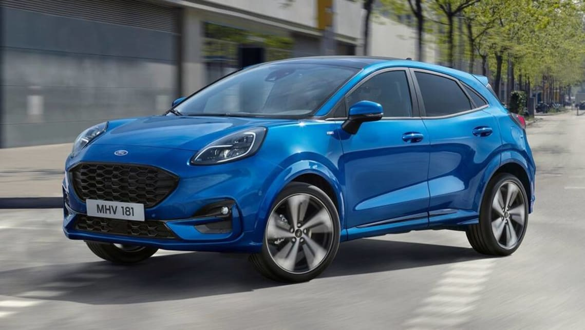 Ford's new small Puma  SUV – the proof is in the driving