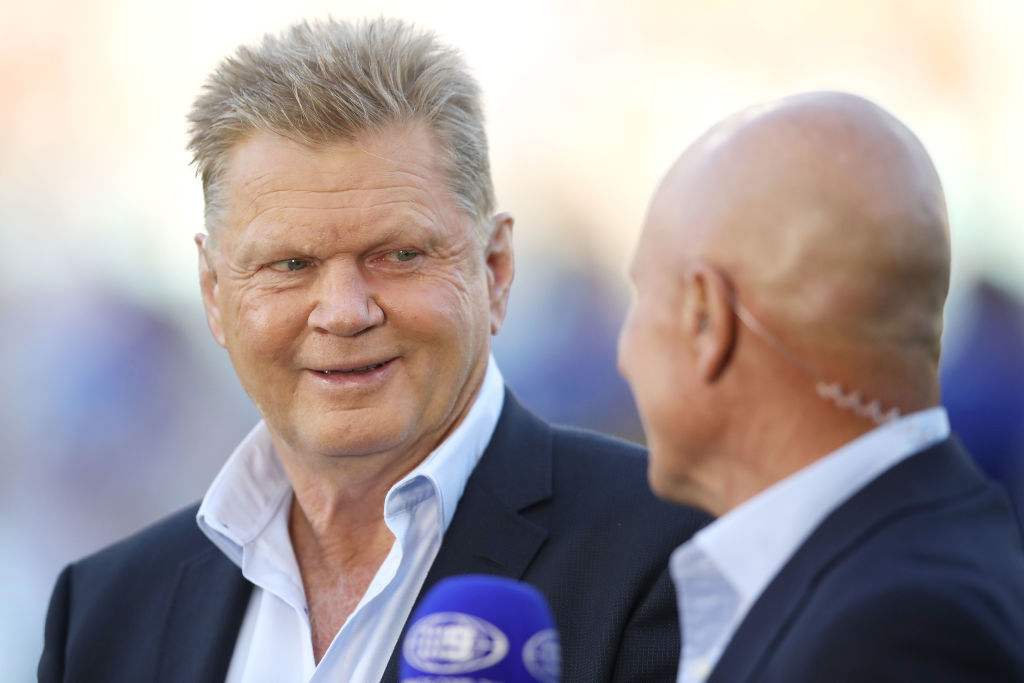 Article image for Queensland legend Paul 'Fatty' Vautin reveals candidacy for Maroons' top job
