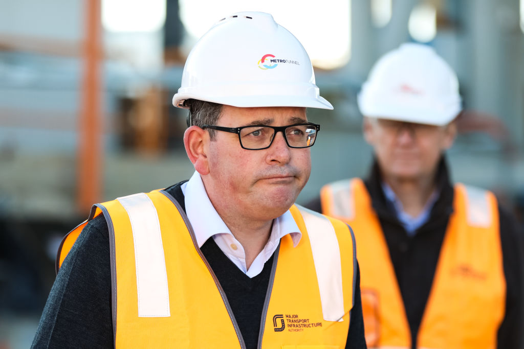 Article image for 'Cry me a river!': Jim Wilson refutes 'delusional' Daniel Andrews