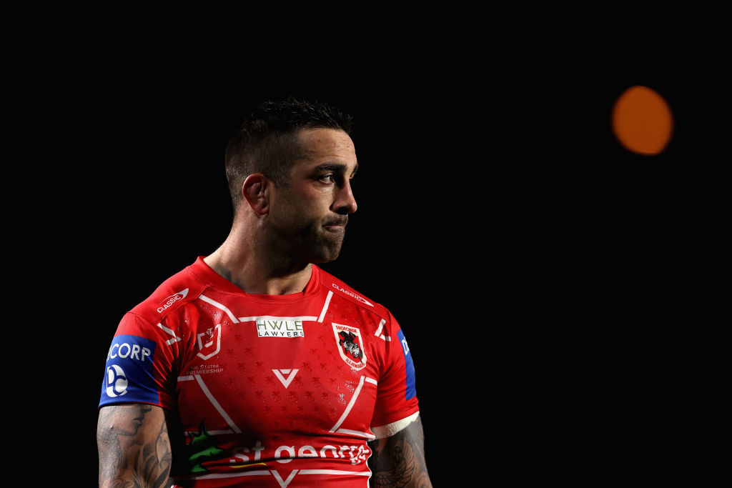 Article image for Party animals: 'Arrogant and thoughtless' Dragons players cough up over $300,000