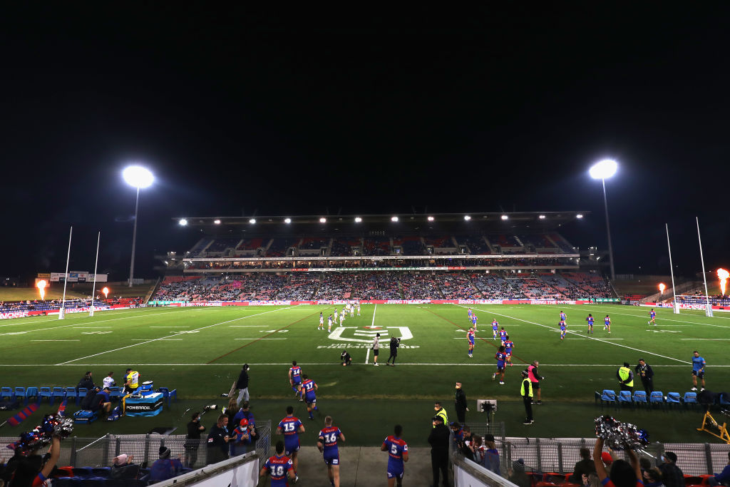 Article image for 'Real buzz' in Newcastle as State of Origin III venue confirmed