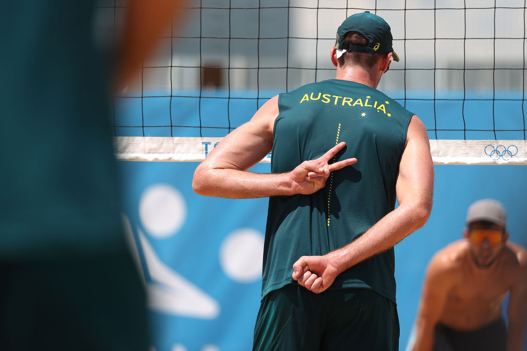 Article image for 'Great vibes' inside Australian Olympic camp despite shadow of uncertainty