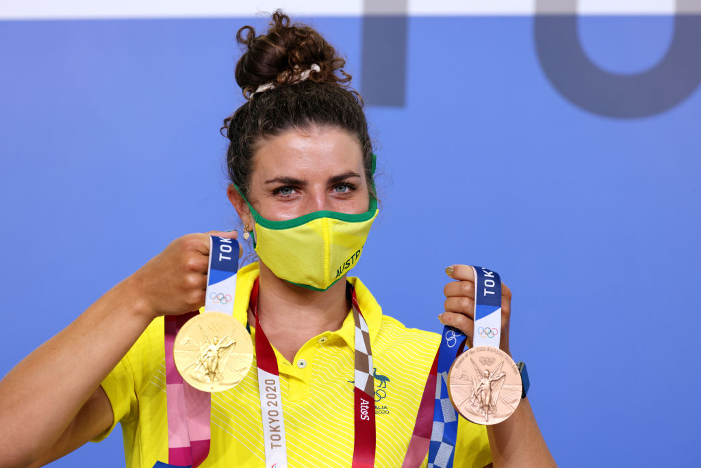 'Buzz' of Sydney 2000 a goldmine for proud Olympian Jess Fox