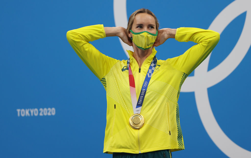 Emma McKeon racks up Australia's medal tally with plenty 'more to come'