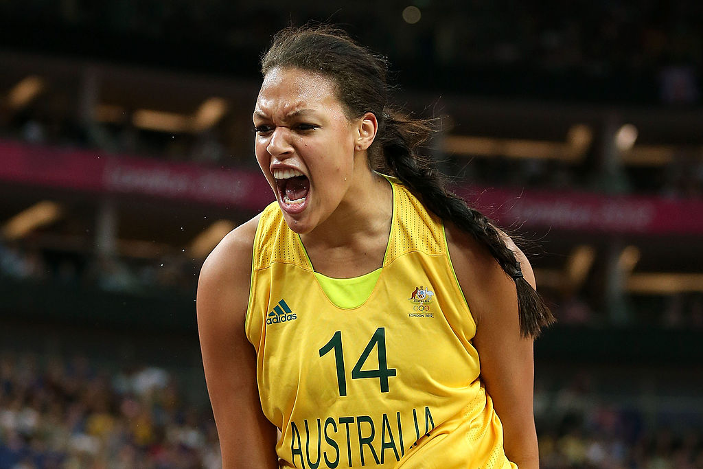 Article image for Deputy Chef de Mission reacts to Liz Cambage's withdrawal from Olympics