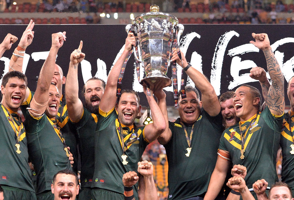 Article image for Immortal Andrew Johns backs RLWC postponement as Australia and NZ withdraw