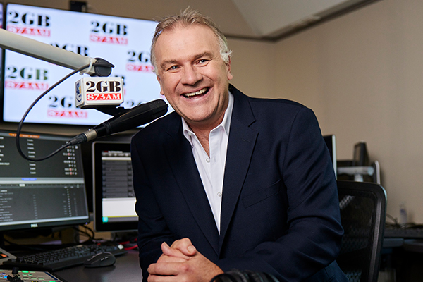 Article image for 'Thank you': Jim Wilson reflects on his first year in the 2GB Drive chair