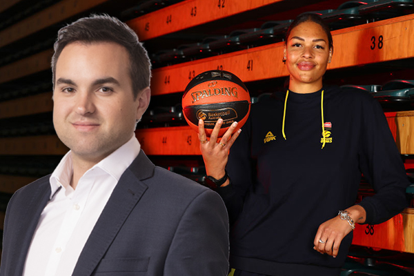 Article image for James Willis sets the record straight on Liz Cambage's Olympic withdrawal