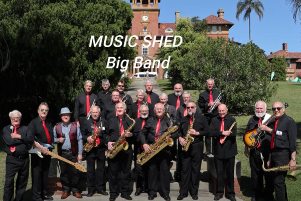 Article image for Retired professional musicians keep the swing era alive and kicking