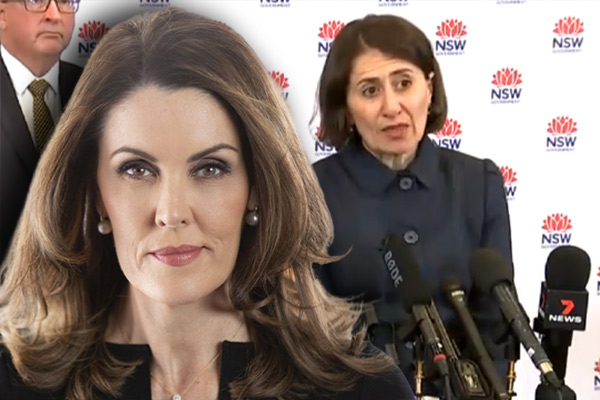Peta Credlin criticises nature of Gladys Berejiklian's 'Claytons lockdown'