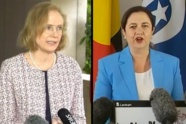 Article image for Ben Fordham blasts QLD Premier and CHO's 'disgraceful conduct'