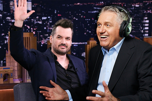 Article image for Ray Hadley reveals comedian Jim Jefferies' alternative career path