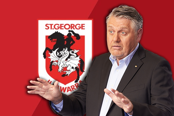 Article image for Let them forfeit: Ray Hadley calls for tough response to Dragons' breach