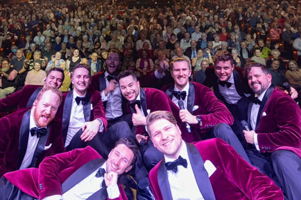 Article image for Ten Tenors embrace 'young blood' as they look to next 25 years