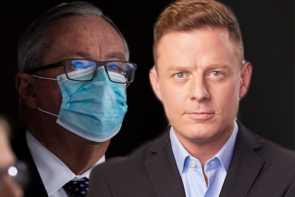 Article image for Ben Fordham calls on Brad Hazzard to resign over 'gigantic stuff up'