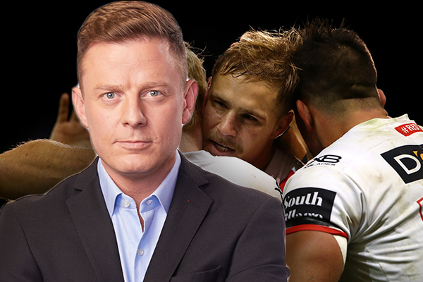 Article image for 'Sack them!': Ben Fordham calls for Dragons players to go over COVID breach