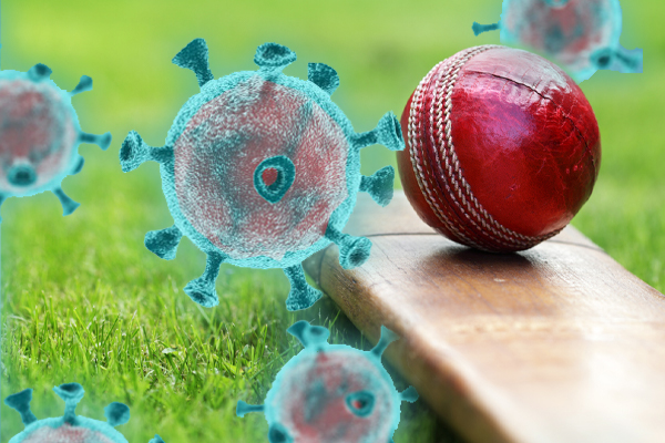 Article image for 'Playing our part': Cricket NSW fight COVID and cancer in one breath