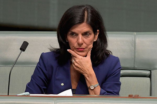 Article image for Ben Fordham encourages former Liberal MP Julia Banks to 'name and shame'