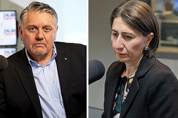 Article image for Ray Hadley's warning to Premier after crisis cabinet meeting
