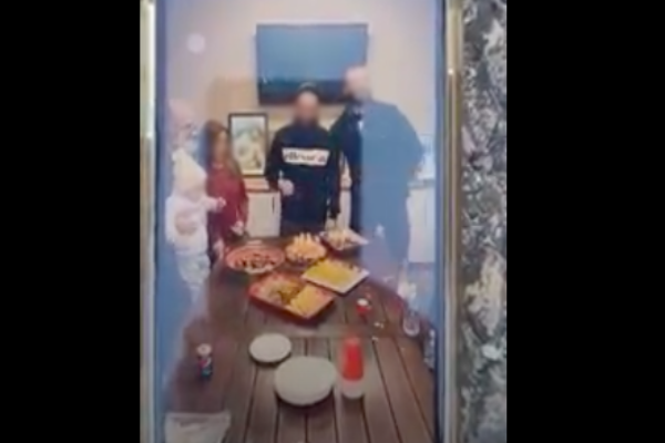 Article image for Ray Hadley sends footage of birthday party to police