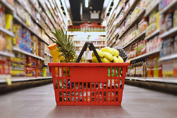 Article image for The great Aussie supermarket splurge