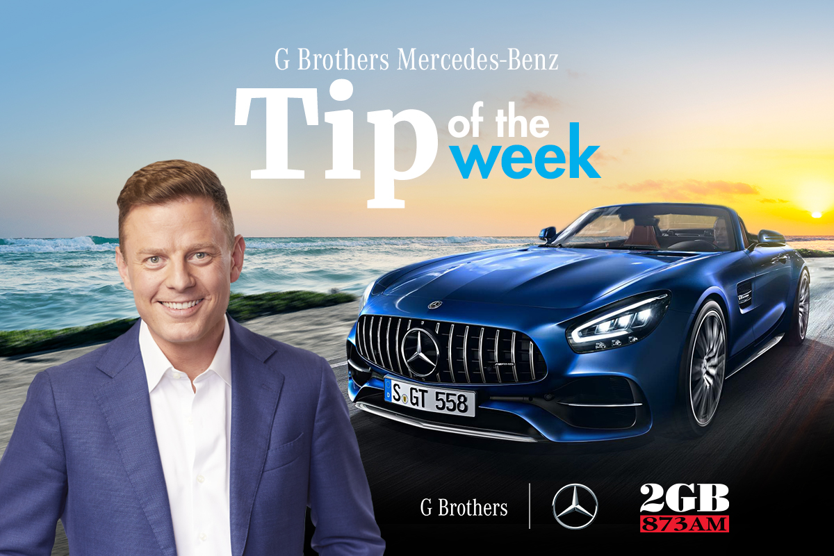 News Tip of the Week thanks to G Brothers Mercedes-Benz