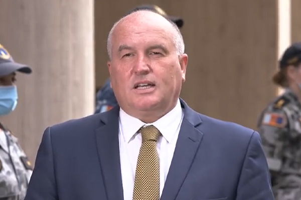 'Dope of the Day': Police Minister calls out disobedient tradies fined thousands