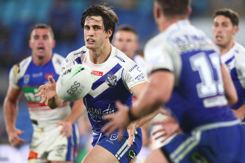 Article image for Bulldogs' Lachlan Lewis accused of stealing NRL speaker to sell on eBay