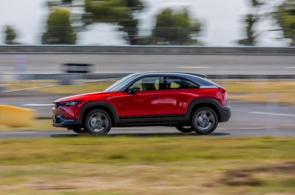 Mazda MX-30 - 4