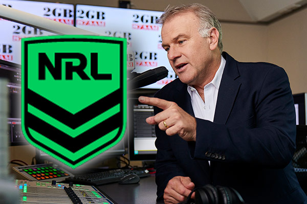 Article image for 'Game over': Jim Wilson calls on NRL to follow in food manufacturer's footsteps
