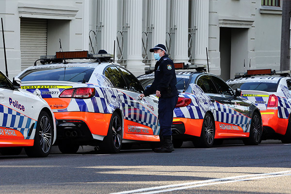 Increased police and defence force personnel to target Sydney hotspot areas