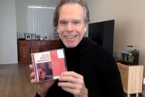 Rick Price puts heartbreak and soul into '60s tribute album