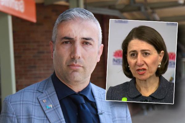 Cumberland Mayor challenges Premier over AstraZeneca allocation