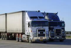 Union condemns truckies' 'radical' threat to 'take back Australia'
