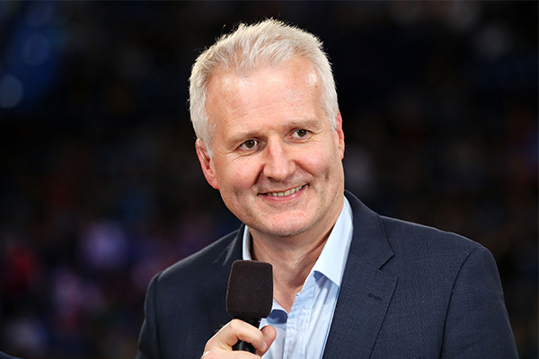 Andrew Gaze explains why he broke down amid Boomers' Olympic win