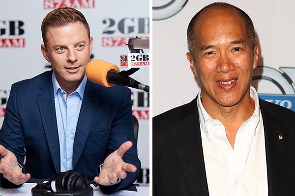 Article image for Ben Fordham slams 'disgraceful decision' to restrict Dr Charlie Teo