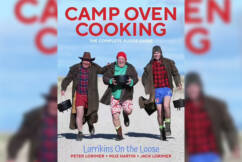 The delicious meals you can make in a camp oven